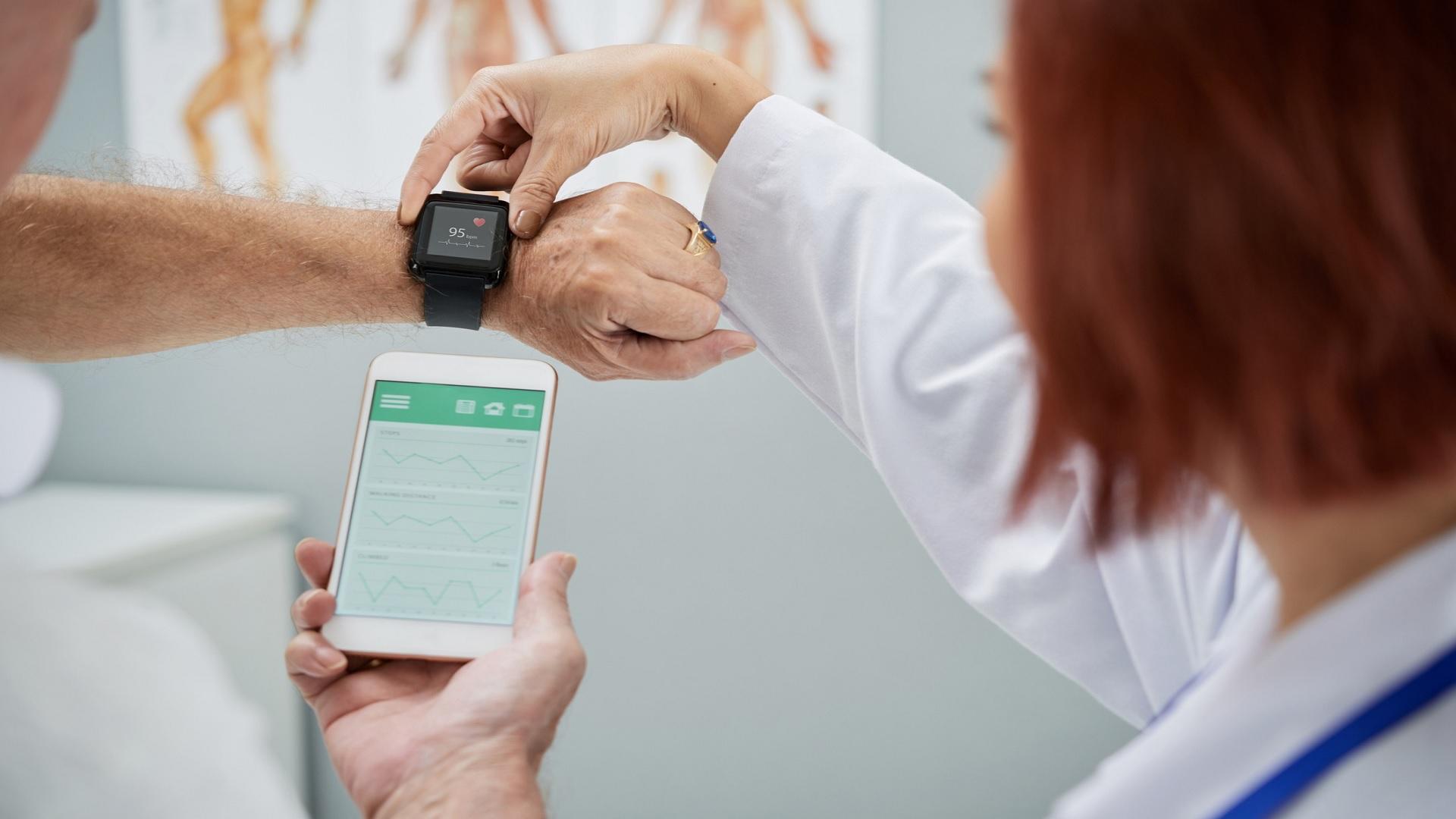 Πανδημία ιατρικά λάθη: φορητή συσκευή μετρά την έκταση της εξάντλησης των γιατρών