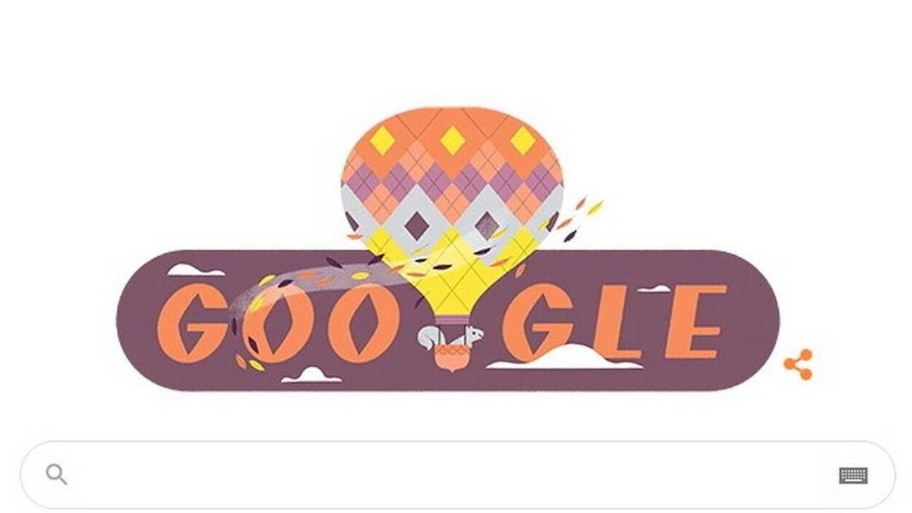 Doodle: Χαρούμενο φθινόπωρο 2020 από τη Google