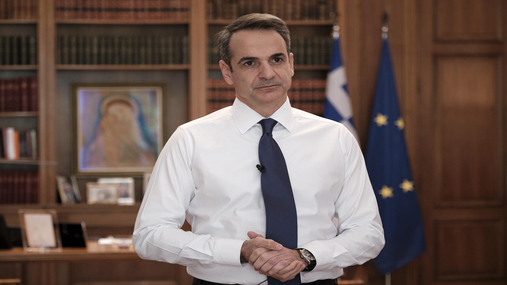Μητσοτάκης τηλεοπτικό μήνυμα κορωνοϊός: Στις 18.00 θα μιλήσει – Δεν θα αναγγείλει νέο lockdown