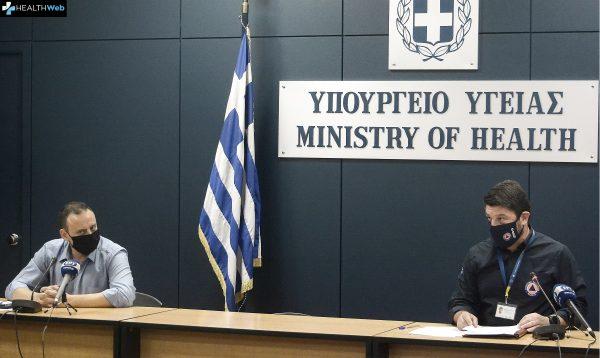 Κρούσματα κορωνοϊού Ελλάδα: Σήμερα εντοπίστηκαν 286 .Τρεις νέοι θάνατοι