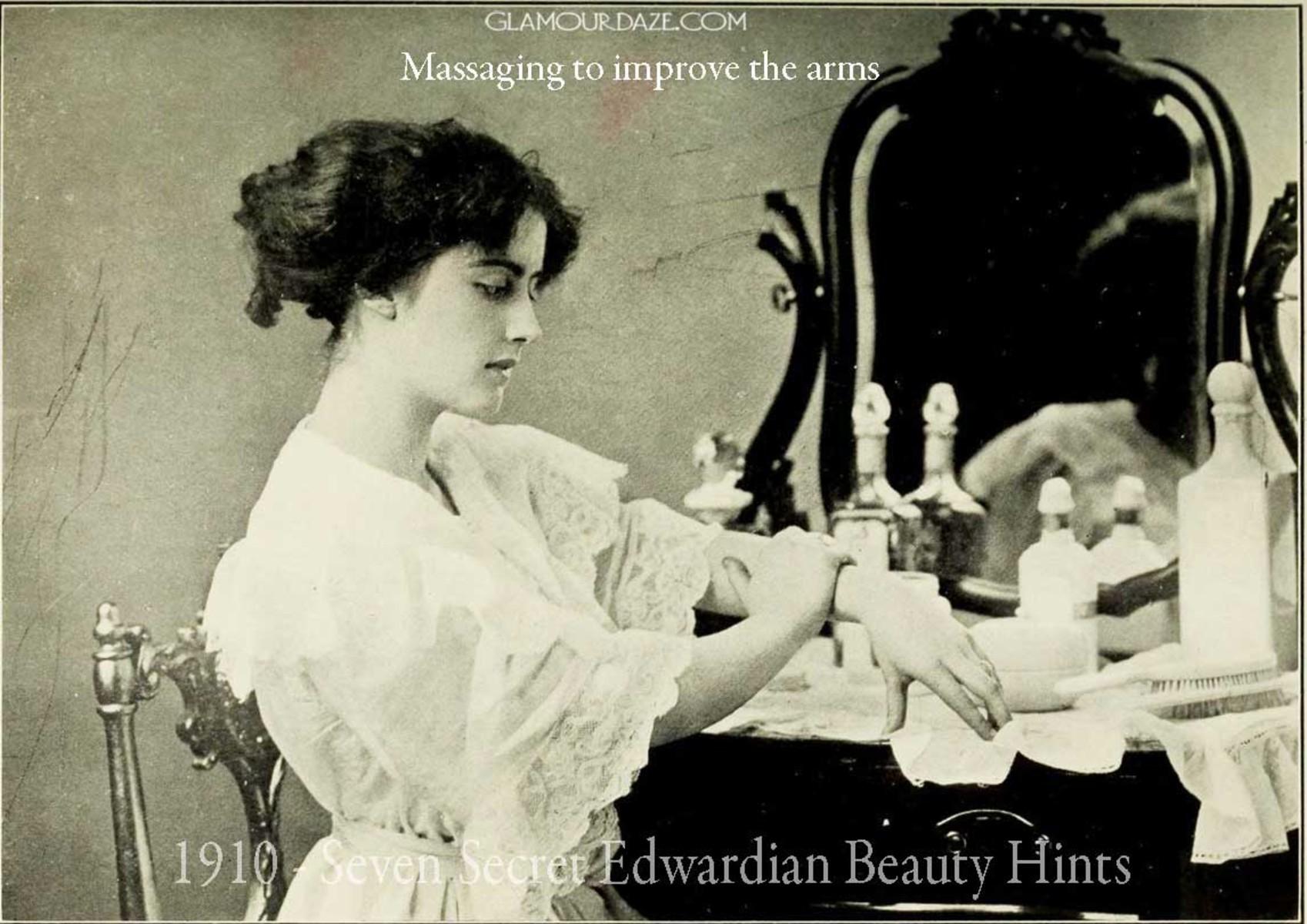 Μυστικά Ομορφιάς: Που κρατούν από το 1910