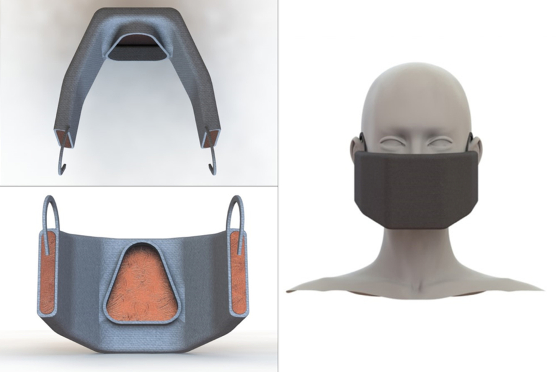 Μάσκες Κορωνοϊός: Το ΜΙΤ κατασκευάζει μάσκα που εξοντώνει τον Covid 19