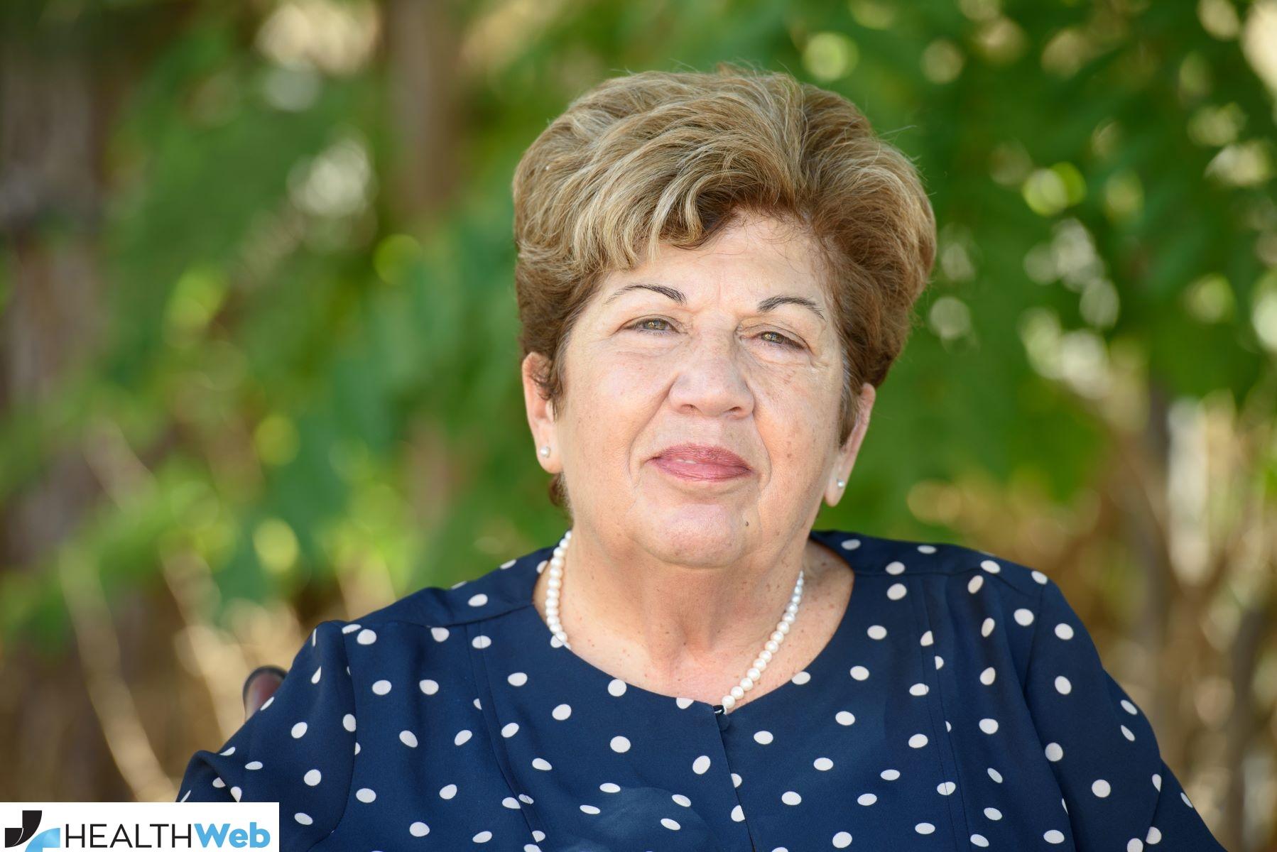 Συνέντευξη της Βάσως Μαράκα στο healthweb: Η Πολιτεία να ενισχύσει την λειτουργία των συλλόγων ασθενών