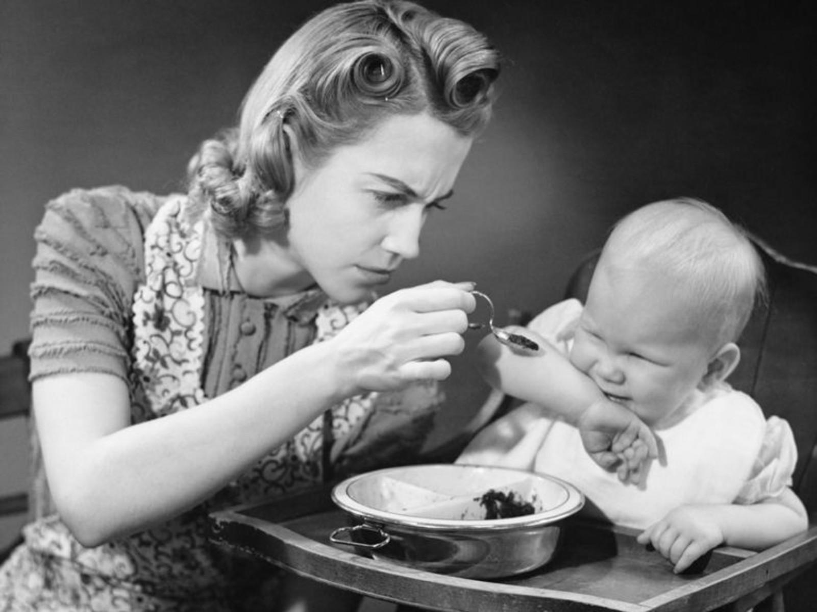 Διαπαιδαγώγηση παιδιού: Τότε και τώρα