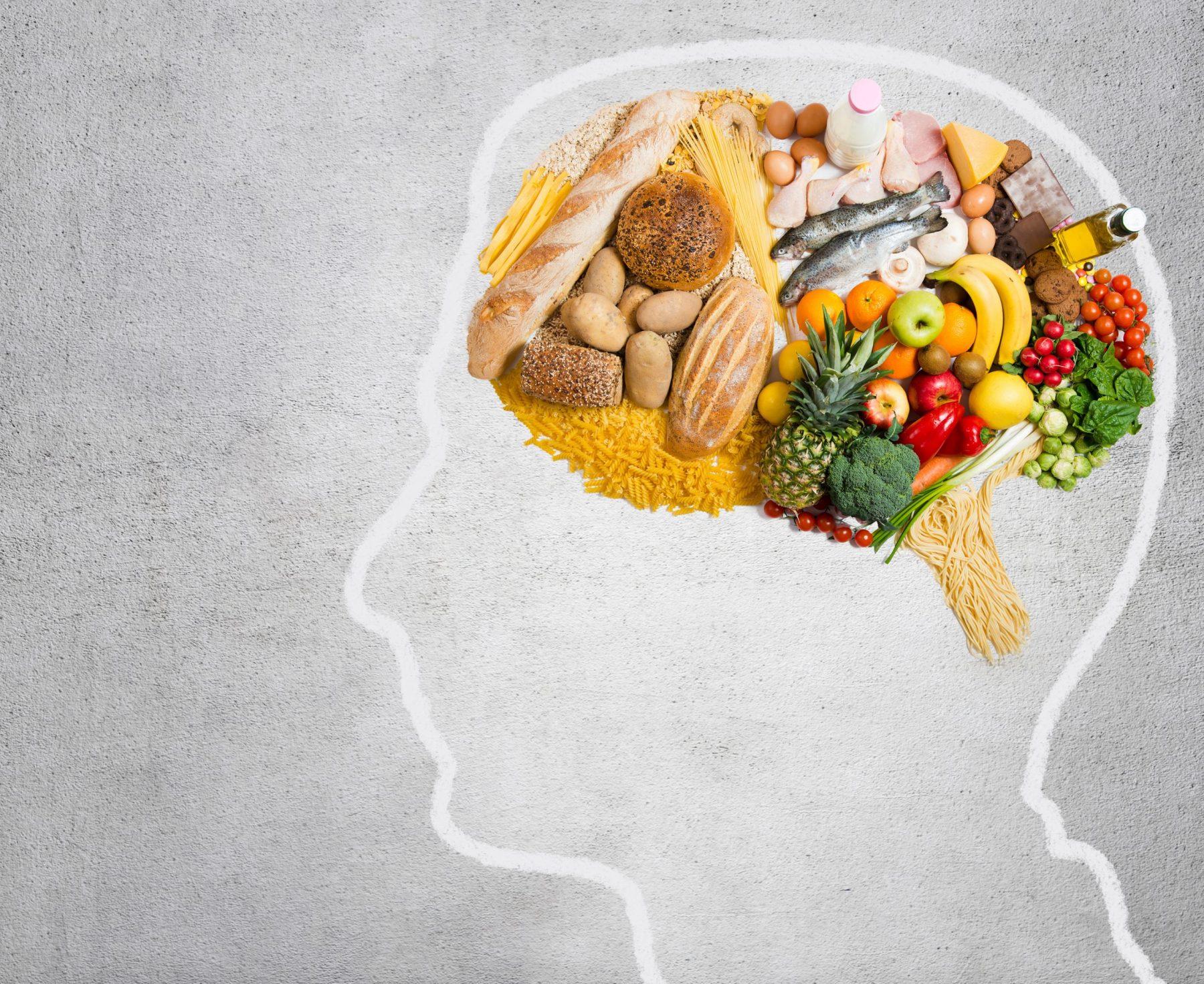 Διατροφή και υγεία: Καλύτερη διατροφή, καλύτερη εγκεφαλική λειτουργία