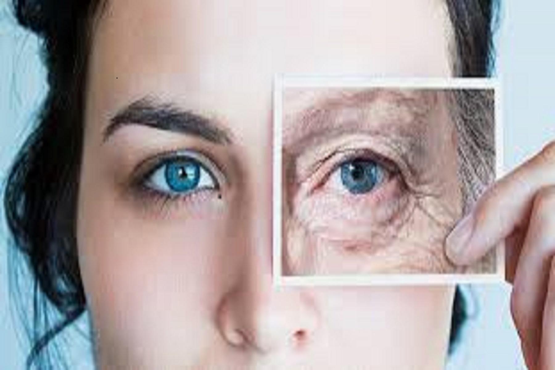 Τροφές Γήρανση: Επιπτώσεις διατροφής στην όψη και στην ποιότητα της επιδερμίδας σας