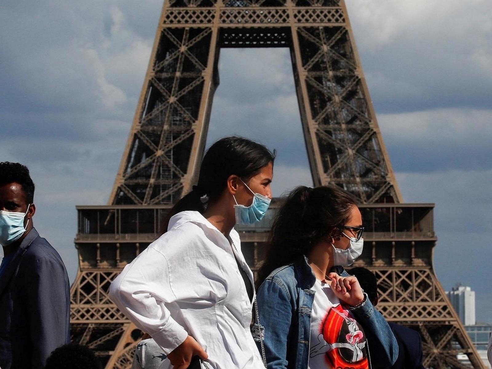 Γαλλία κορωνοϊός καραντίνα: Σε κατάσταση έκτακτης ανάγκης