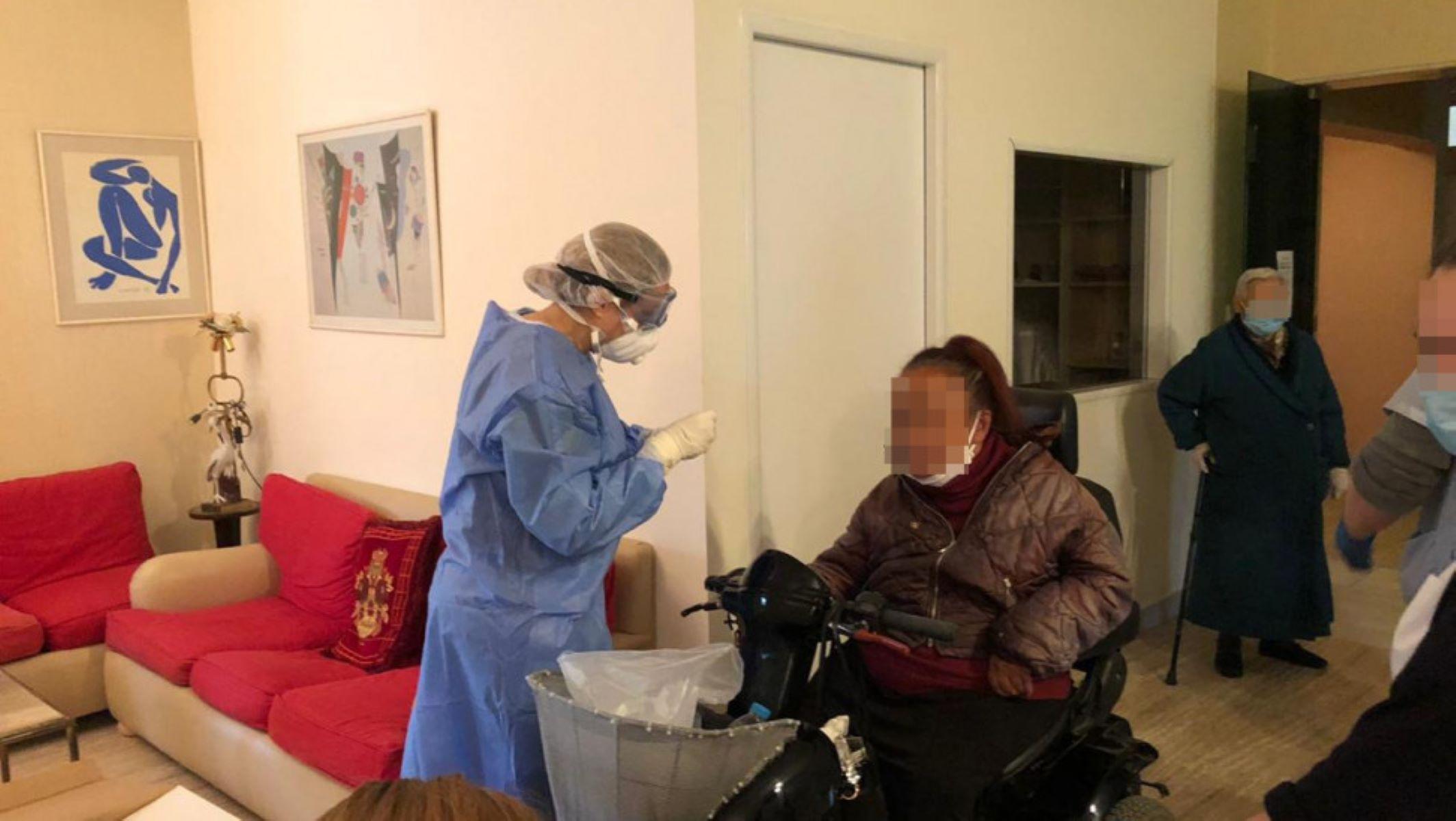 Κορωνοϊός: Δέκα μέρες σε καραντίνα γηροκομείο στα Ιωάννινα