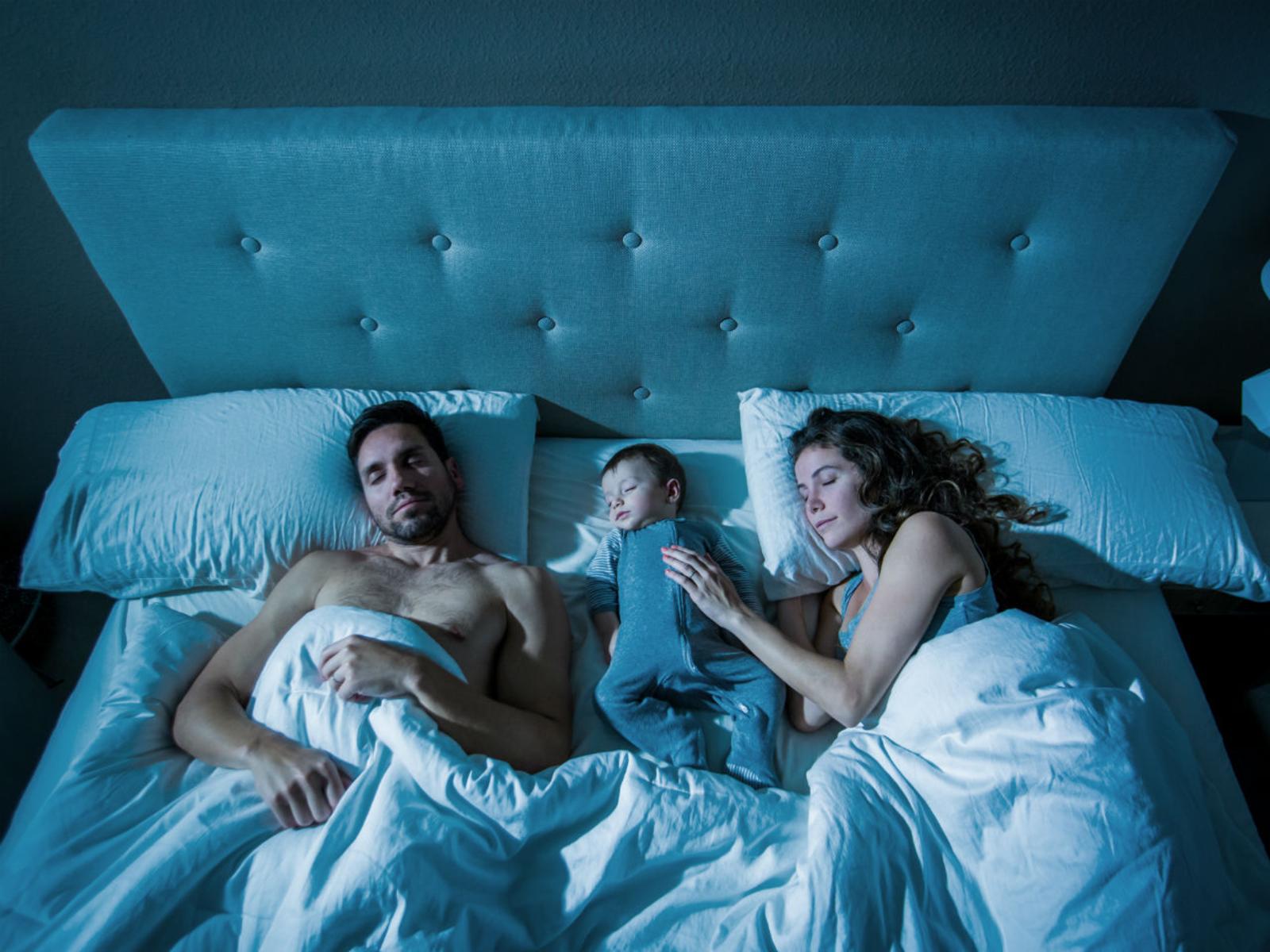 Νέοι Γονείς: Συμβουλές για να κοιμηθείτε ήσυχα