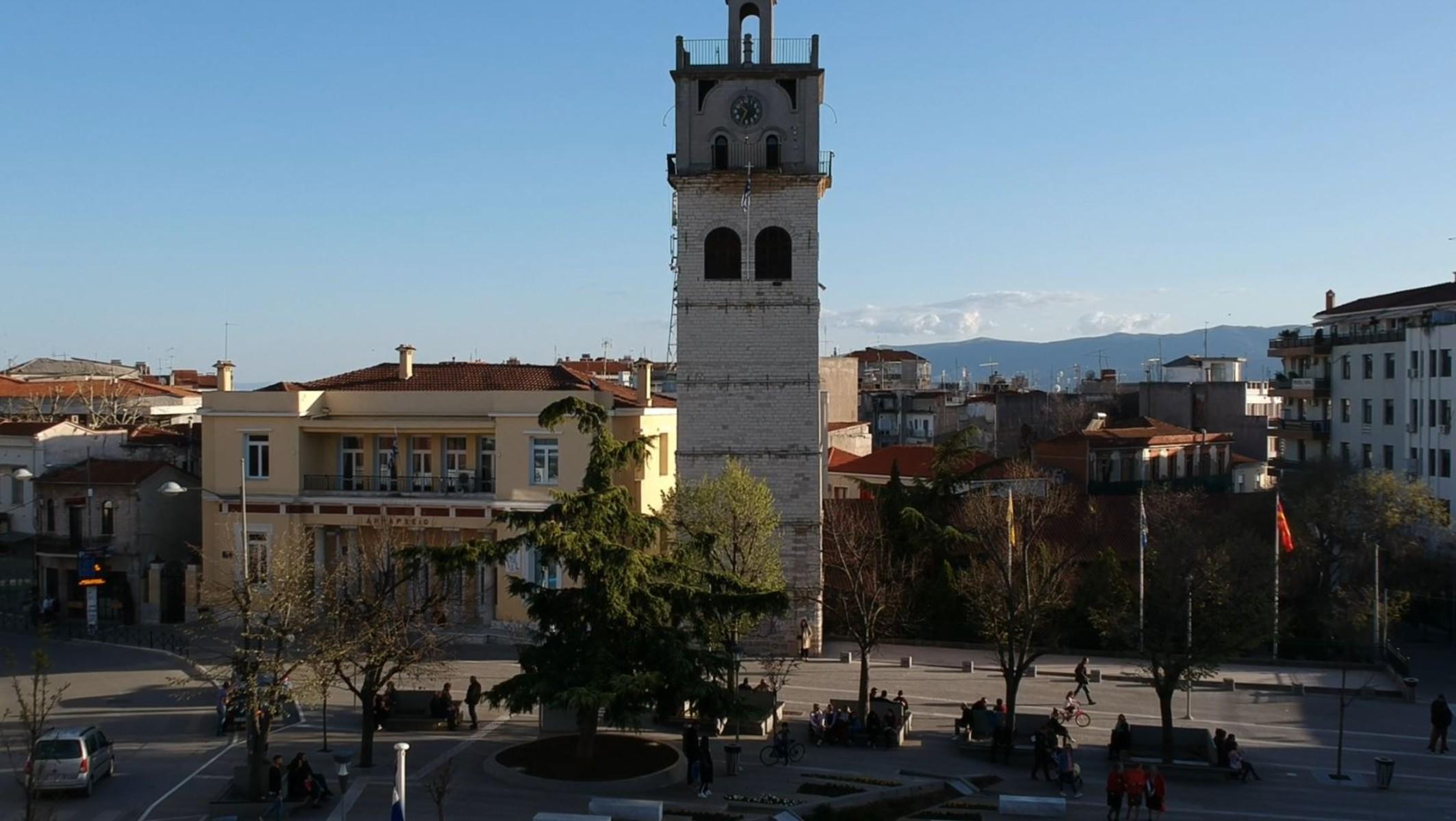 Lockdown στην Κοζάνη: Συναγερμός επιπέδου 4