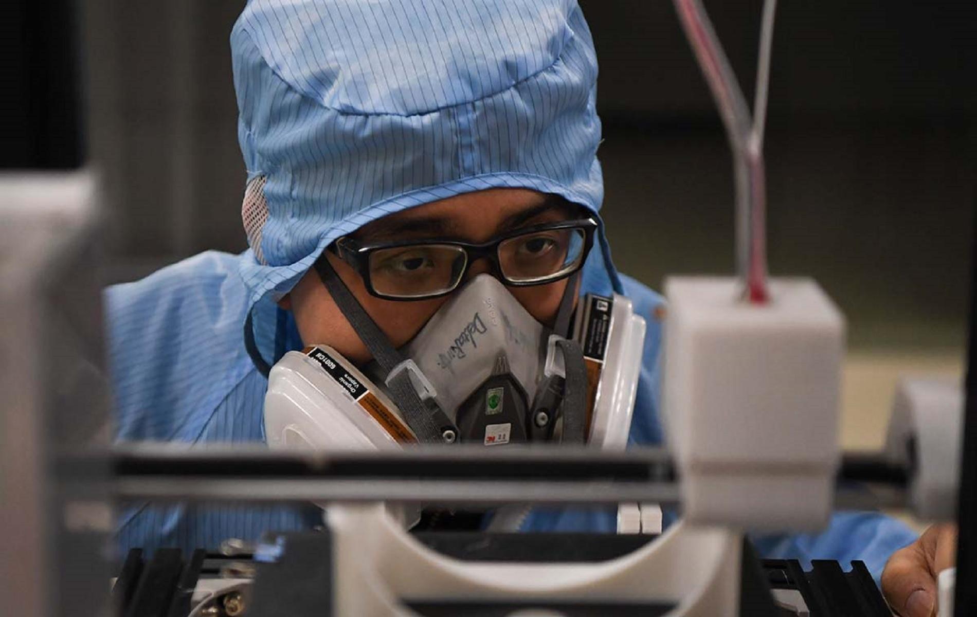 """Τρισδιάστατη εκτύπωση καινοτομία: Αισθητήρες αντοχής και """"έξυπνες"""" μάσκες"""