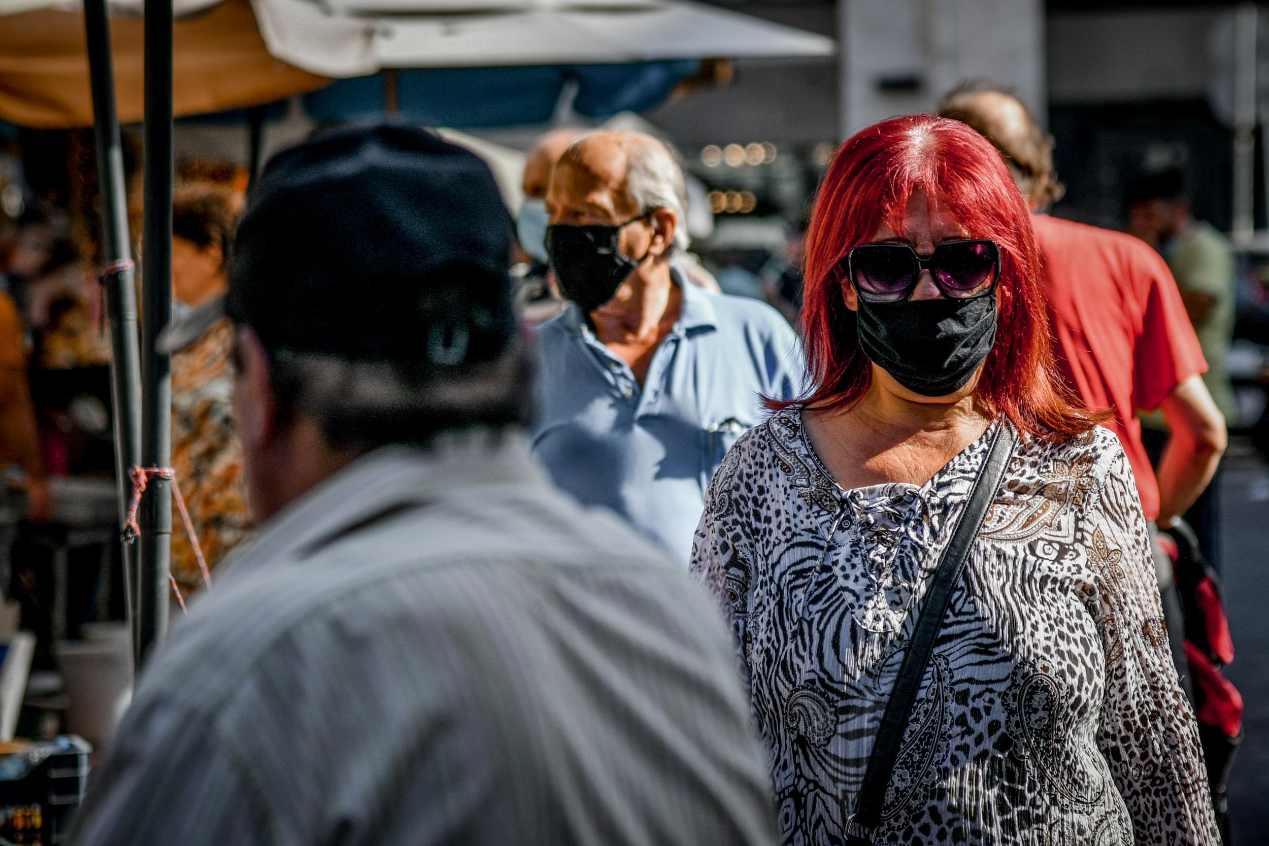 Κορωνοϊός μέτρα μάσκα: Σε ΦΕΚ δημοσιεύτηκαν οι νέοι κανόνες