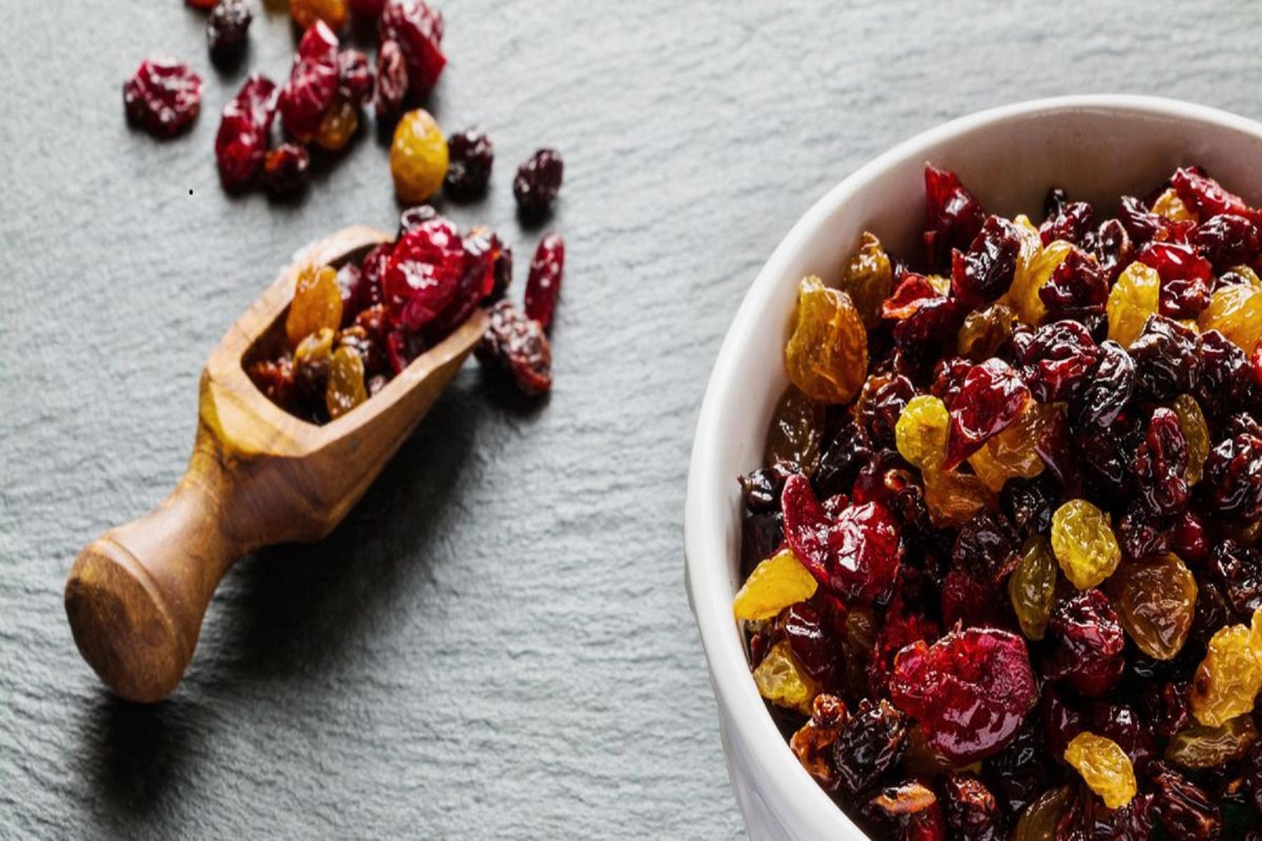 Αποξηραμένα Φρούτα: Ένα υπέροχο και θρεπτικό σνακ για το γραφείο