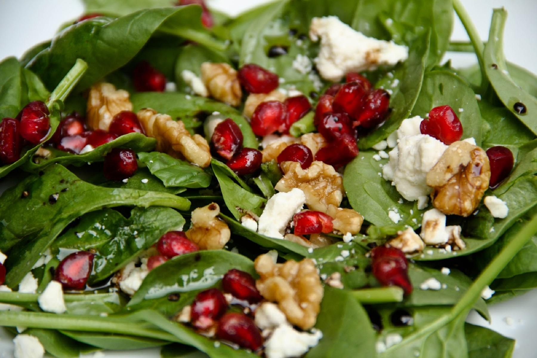 Φθινόπωρο Συνταγές: Ιδιαίτερες σαλάτες που θα τις αγαπήσετε