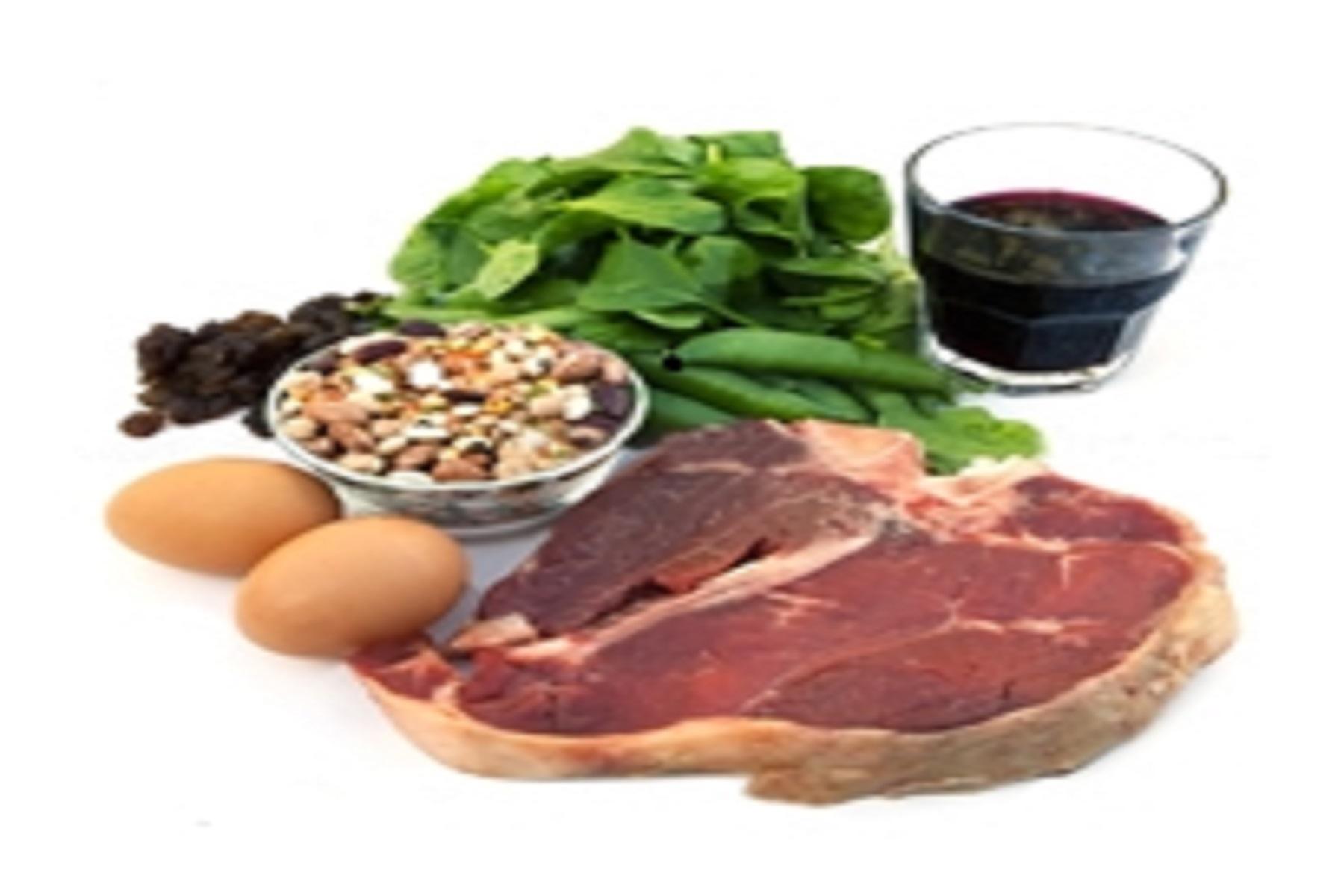 Τροφές Αναιμία: Πώς να ενισχύσετε τον οργανισμό σας με σίδηρο
