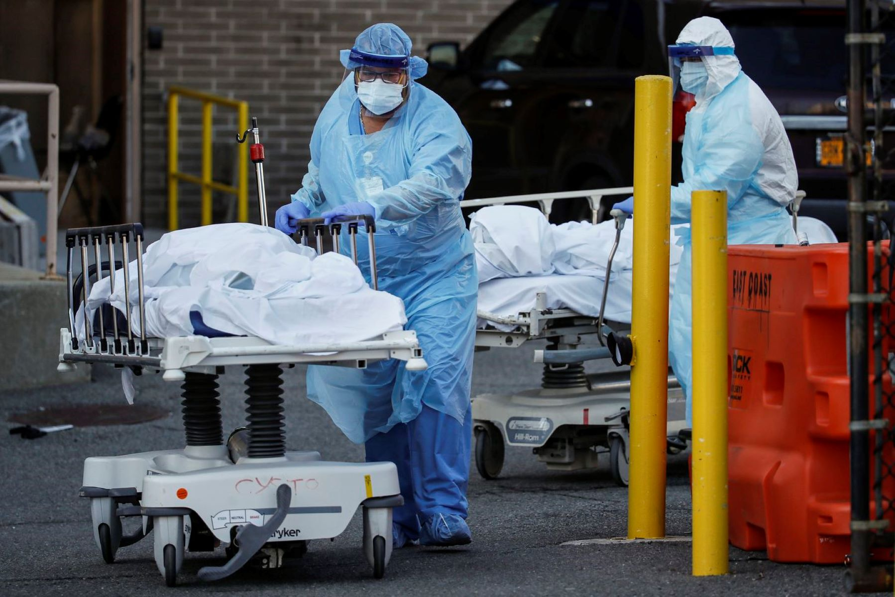 Κορωνοϊός θάνατοι : Τρεις άνθρωποι έχασαν την μάχη σήμερα .Δηλώσεις Μαγιορκίνη