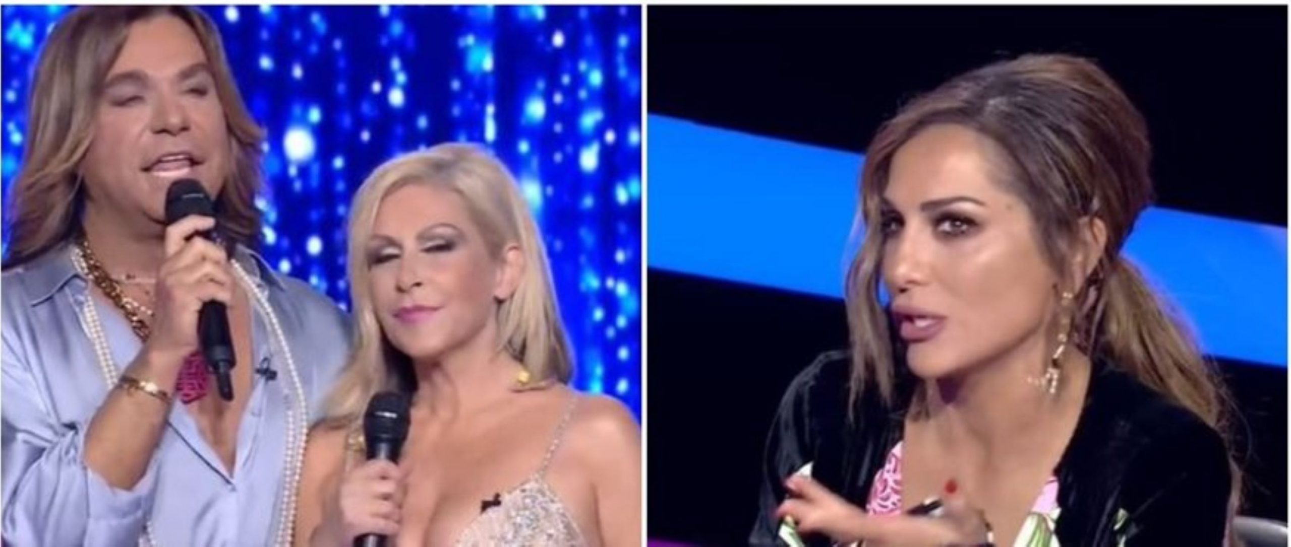 J2US : Ο Τρύφωνας Σαμαράς και η Έφη Σαρρή τραγούδησαν«Έχω Μια Αρραβωνάρα»