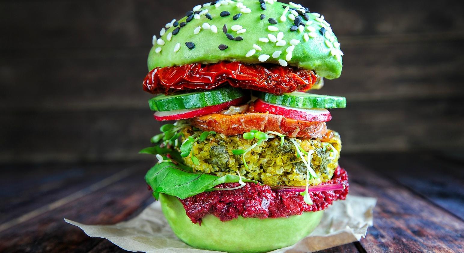 Vegan Διατροφή: Φυτικές τροφές με υψηλή περιεκτικότητα σε πρωτεΐνες