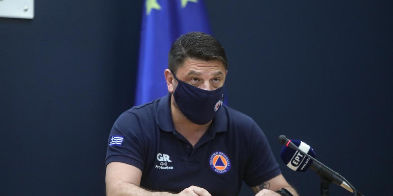 Χαρδαλιάς μάσκες κορωνοϊός: Οι αλλαγές στον χάρτη υγειονομικής ασφάλειας