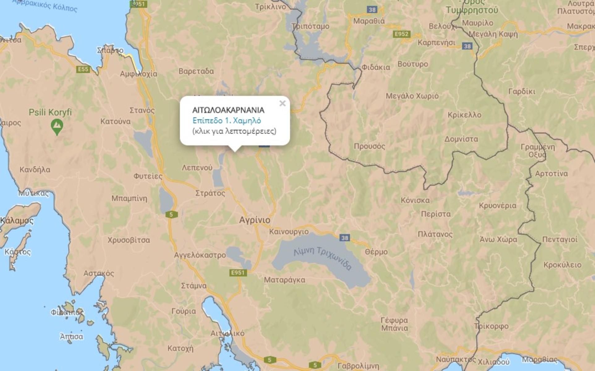 Χάρτης υγειονομικής ασφάλειας: Δηλώσεις Πέτσα σε Σκαϊ