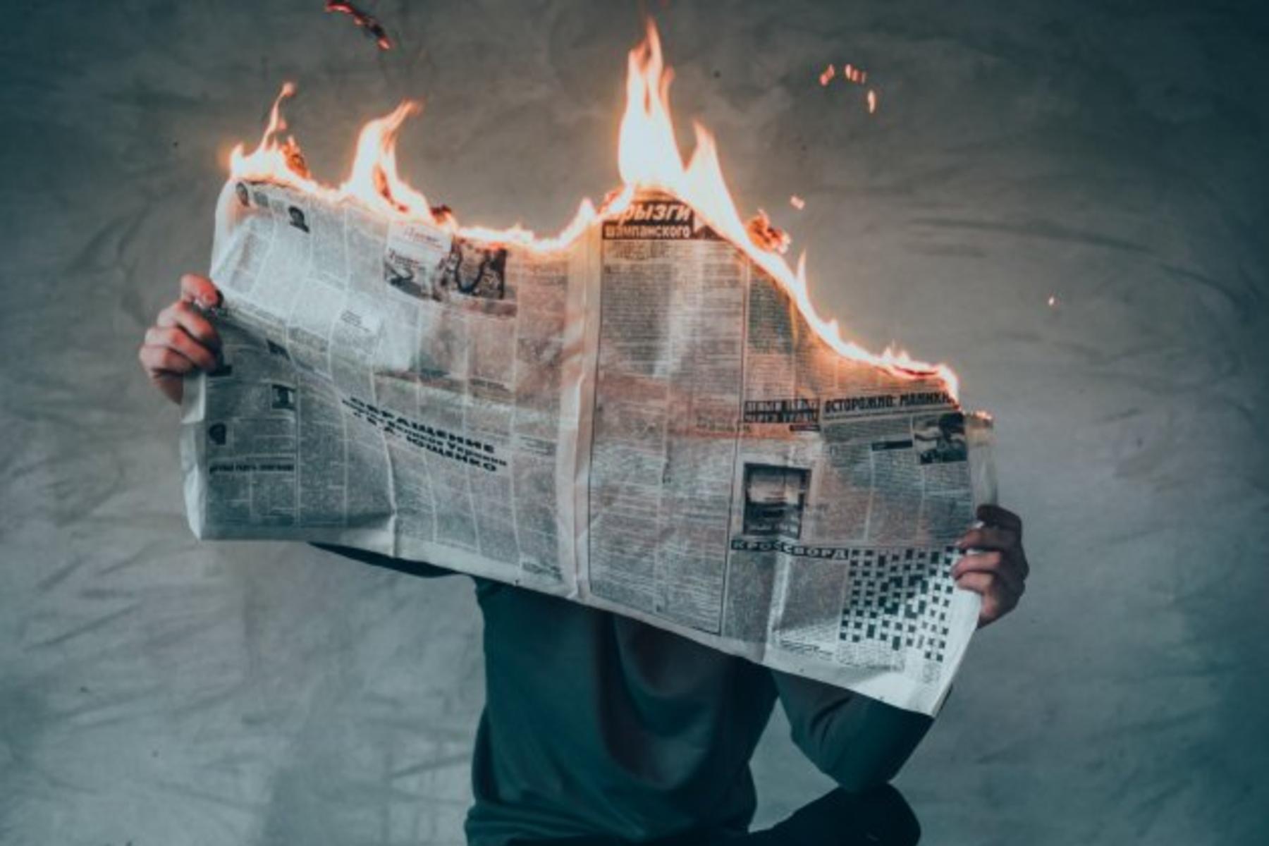 Άγχος κορωνοϊός: Διακατέχεσαι από πληροφοριακό άγχος