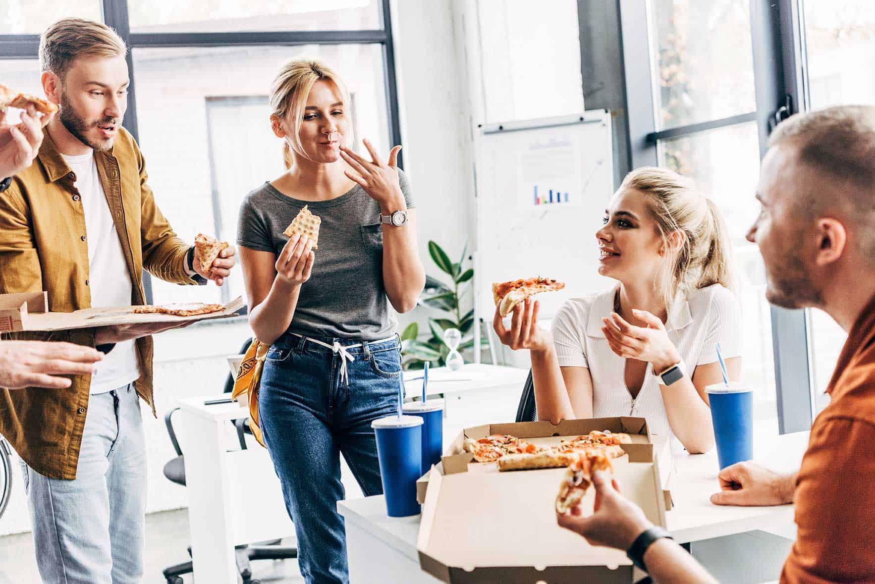 Αυτοφροντίδα φαγητό: Λόγοι για να μην παραλείψεις το διάλειμμά σου