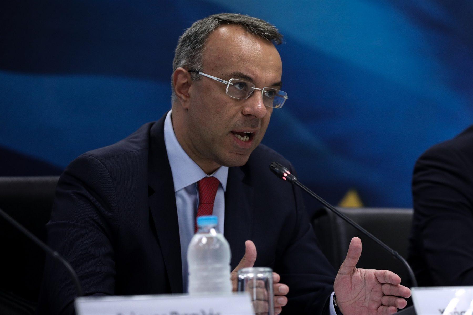 Χρ. Σταικούρας: Οποιοσδήποτε περιορισμός έχει δυσμενείς επιπτώσεις στην οικονομία