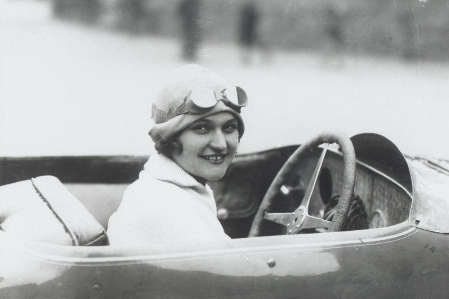 Eliška Junková: Το Doodle αφιερωμένο στην 1η γυναίκα, νικήτρια Grand Prix.