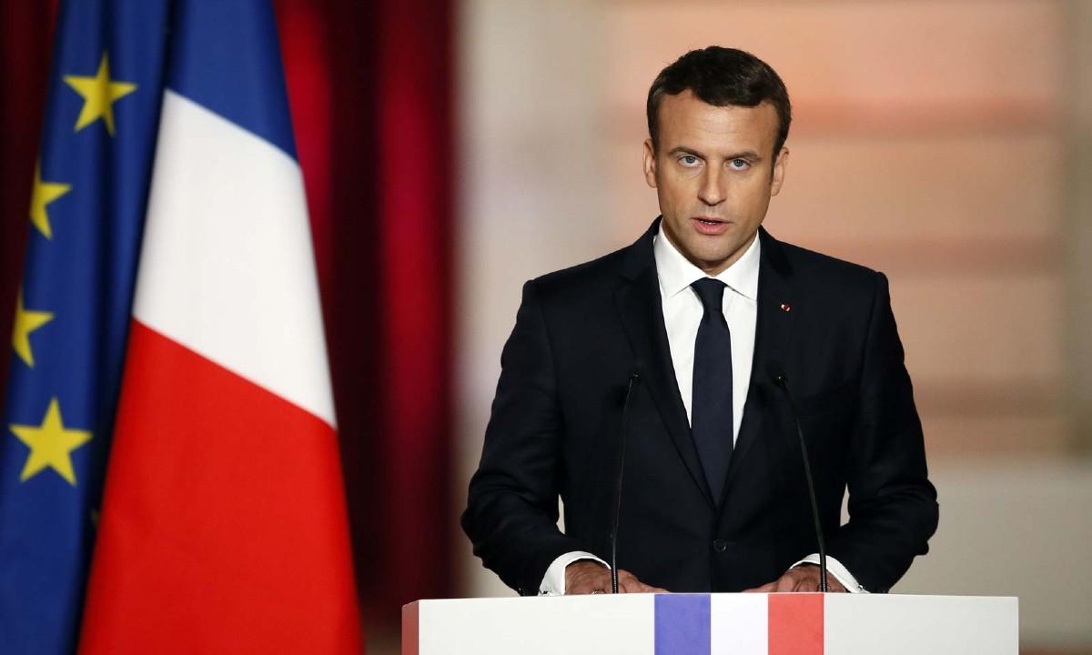 Μακρόν διάγγελμα κορωνοϊός: Στις 15 Δεκεμβρίου η άρση του lockdown στη Γαλλία