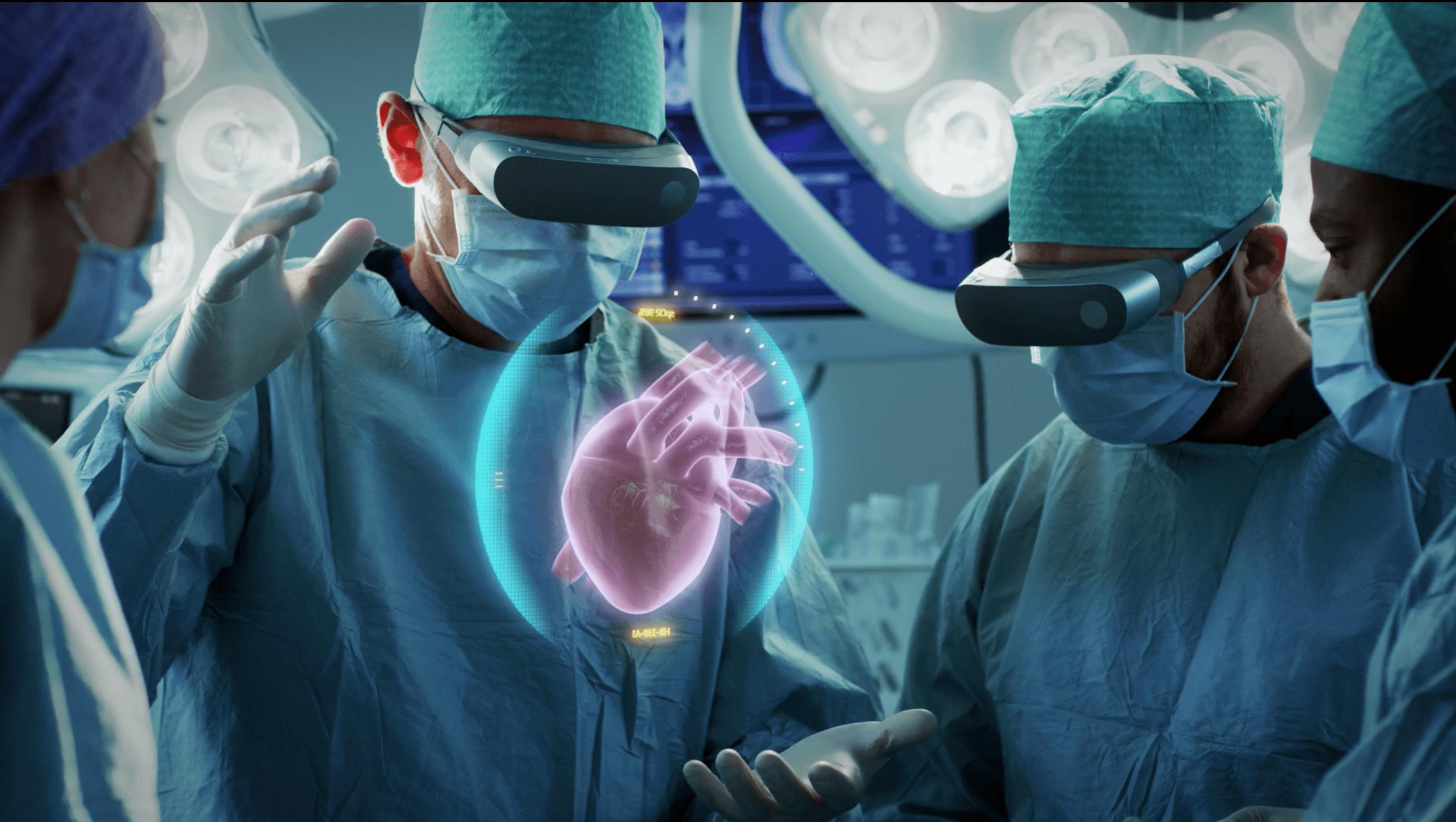 """Υγειονομική περίθαλψη εκπαίδευση: Η υιοθέτηση της εικονικής πραγματικότητας ως """"εργαλείο"""""""