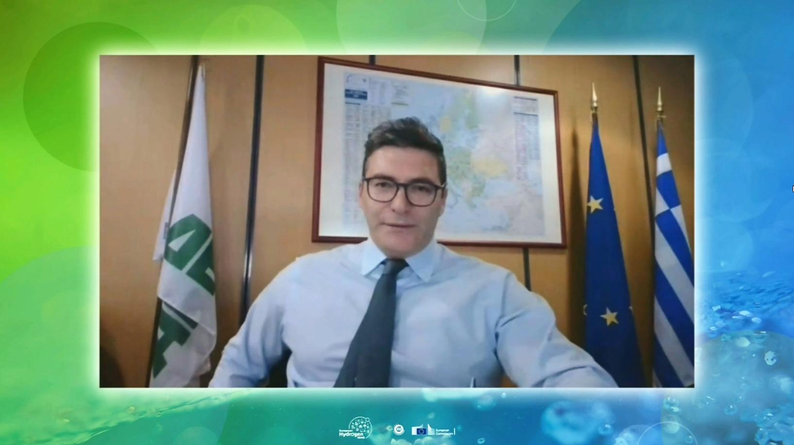 ΔΕΠΑ: Συμμετοχή στο Ευρωπαϊκό Φόρουμ Υδρογόνου