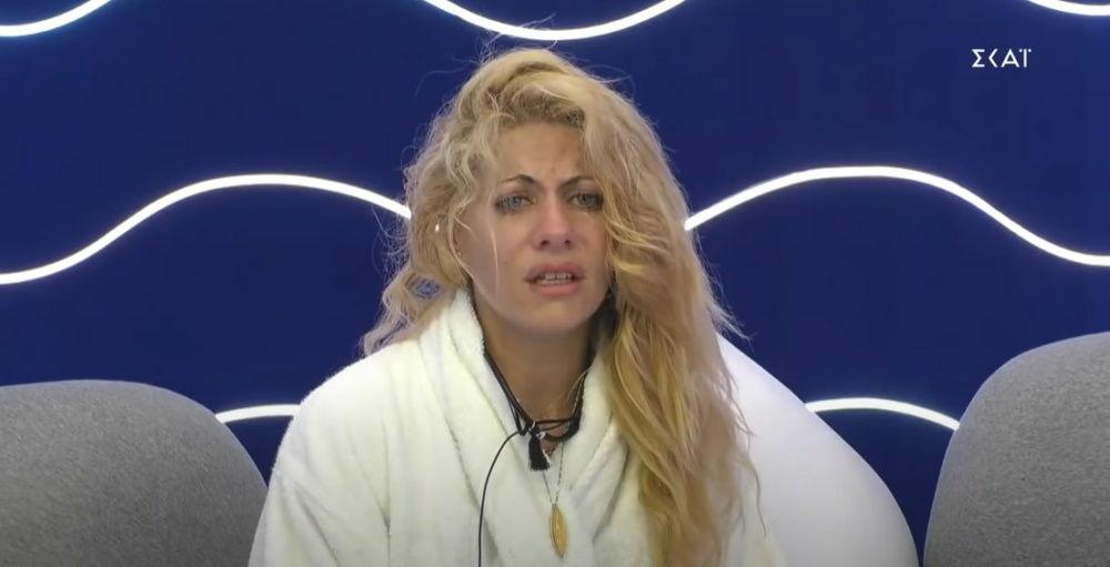Big Brother Άννα – Μαρία: Βαριά ποινή από τον μεγάλο αδελφό