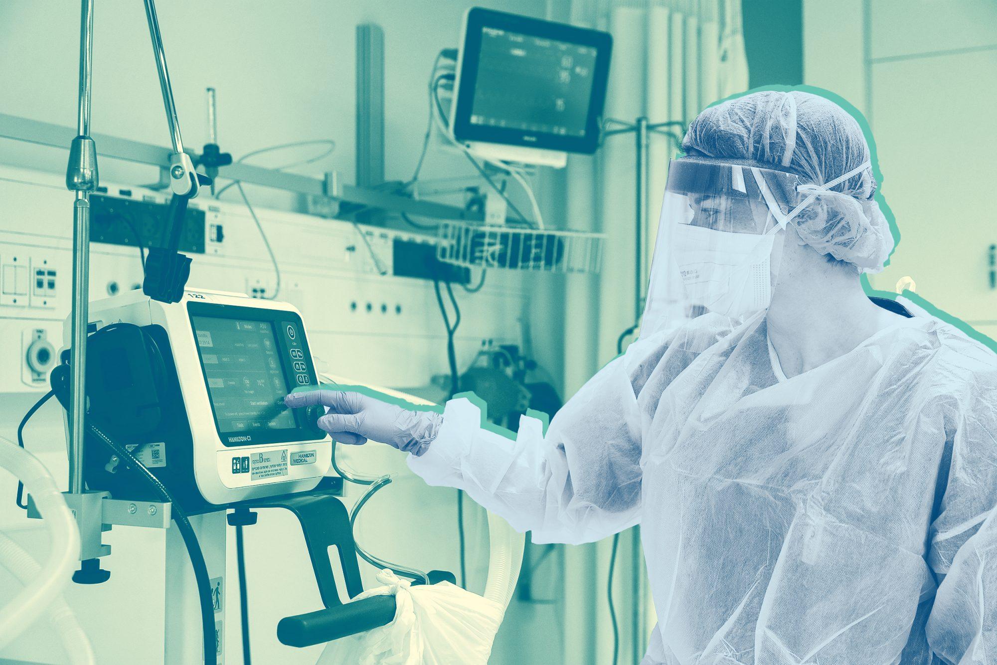 Ακριβοπληρώνουν τα νοσοκομεία τις δωρεές αναπνευστήρων για τον κορωνοϊό