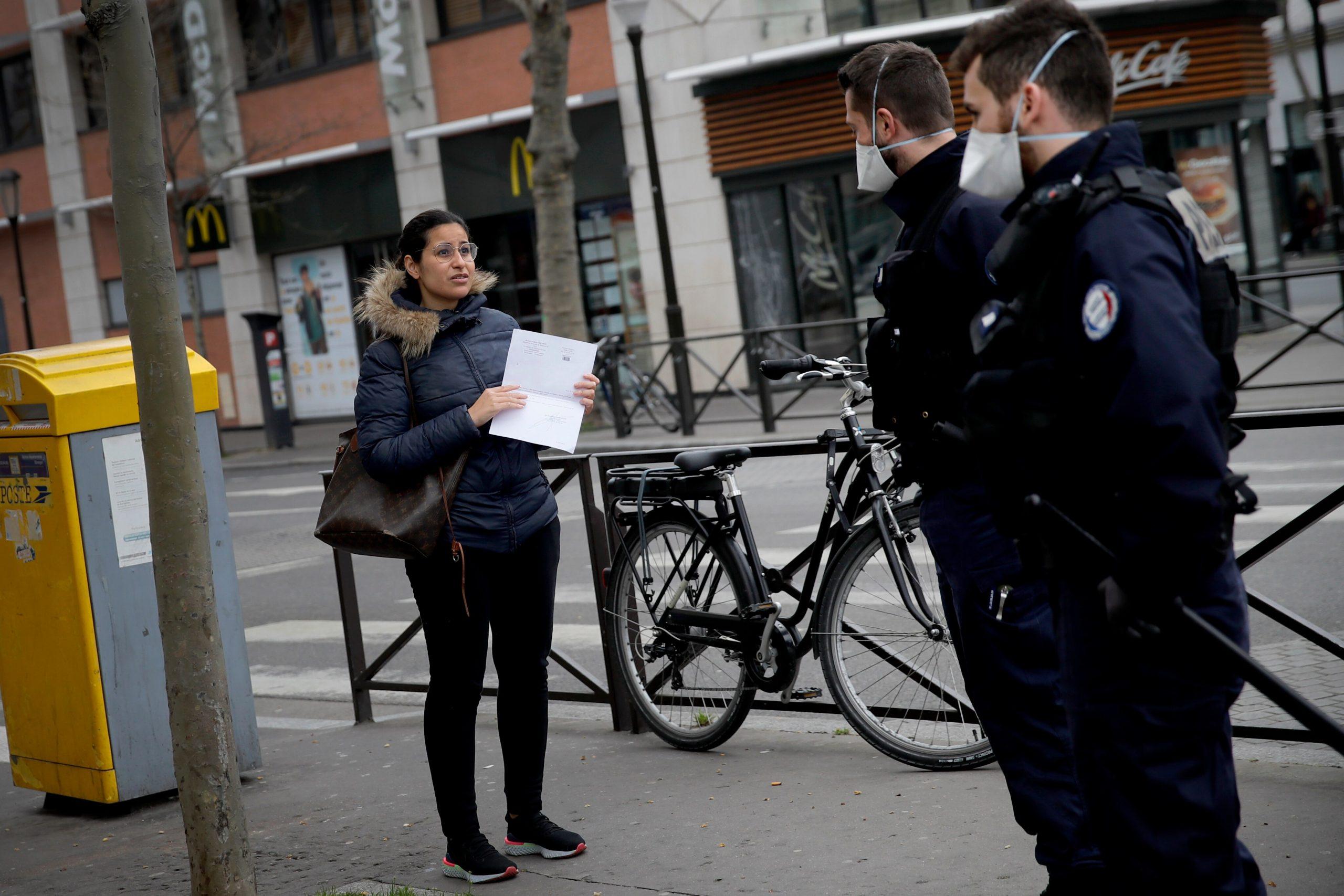 Γαλλία κορωνοϊός: Σταδιακό άνοιγμα ανακοίνωσε ο Macron