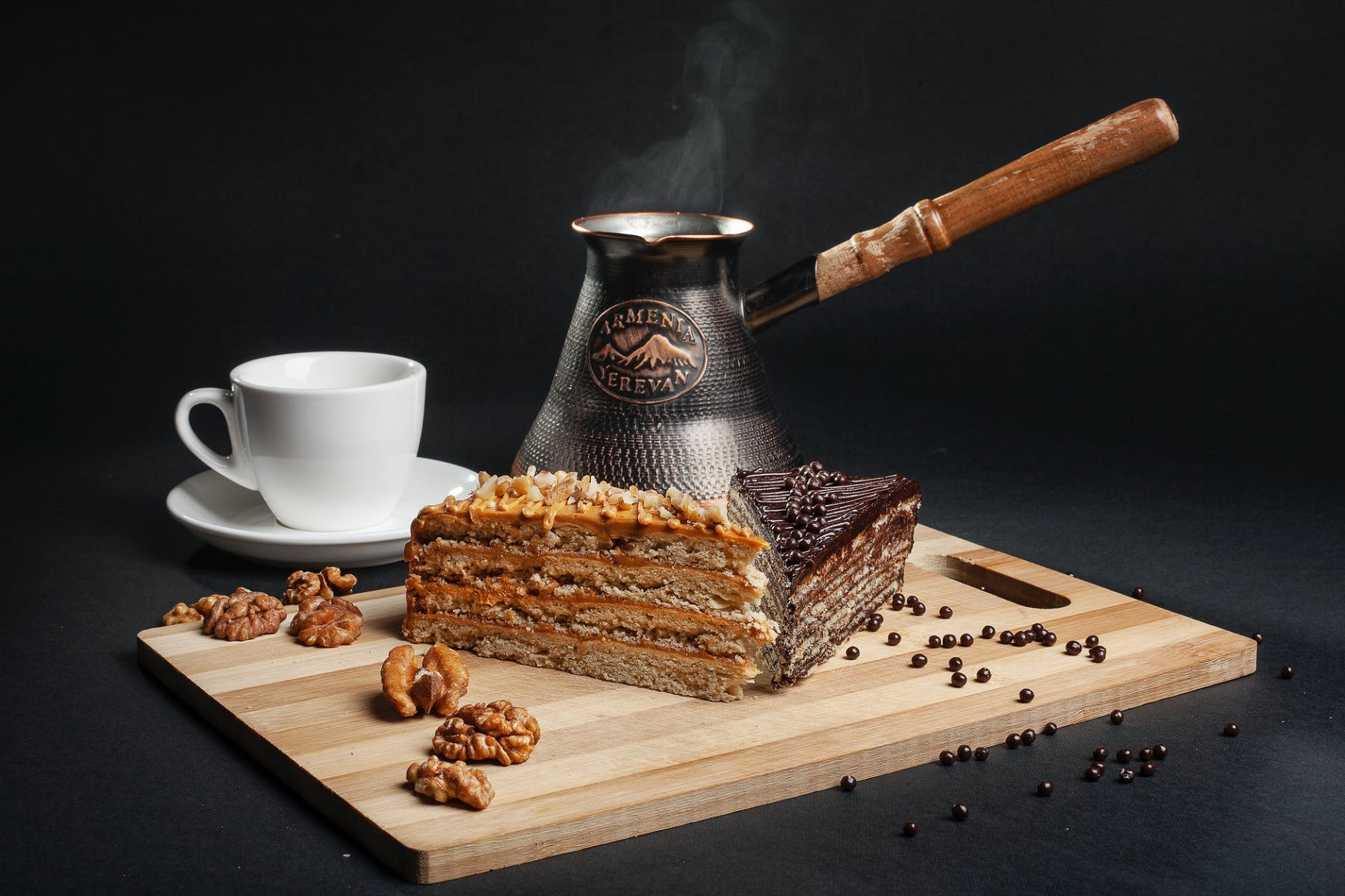 Καφές Κέικ: Μυστικά καλά κρυμμένα για απογείωση της γεύσης