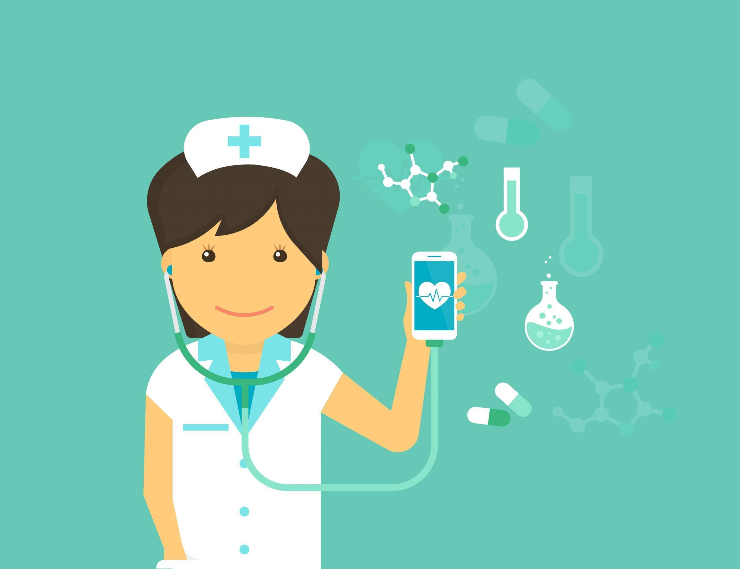 Ψηφιακή αγορά νοσοκόμα εργοδότης: Διαδικτυακή πλατφόρμα πρόσληψης