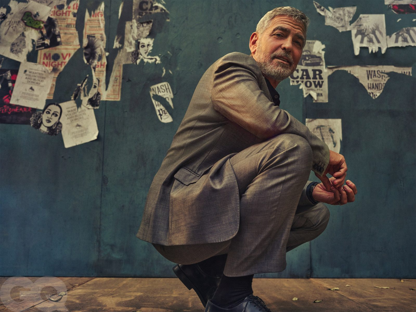 George Clooney: Ήμουν ο τύπος που δεν ήθελε να παντρευτεί