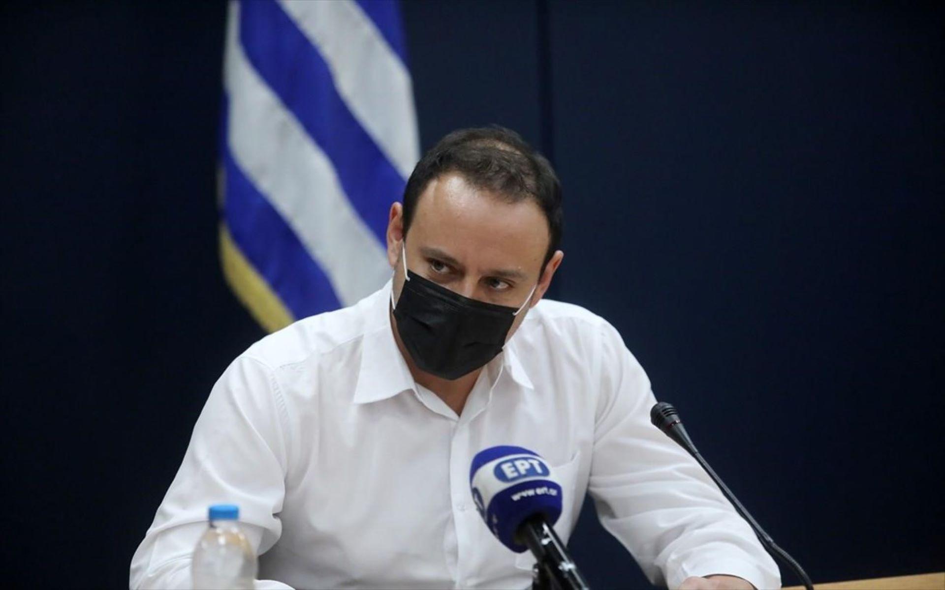 Γκίκας Μαγιορκίνης: Σαφής η ύφεση της πανδημίας στη χώρα, ας τη διατηρήσουμε