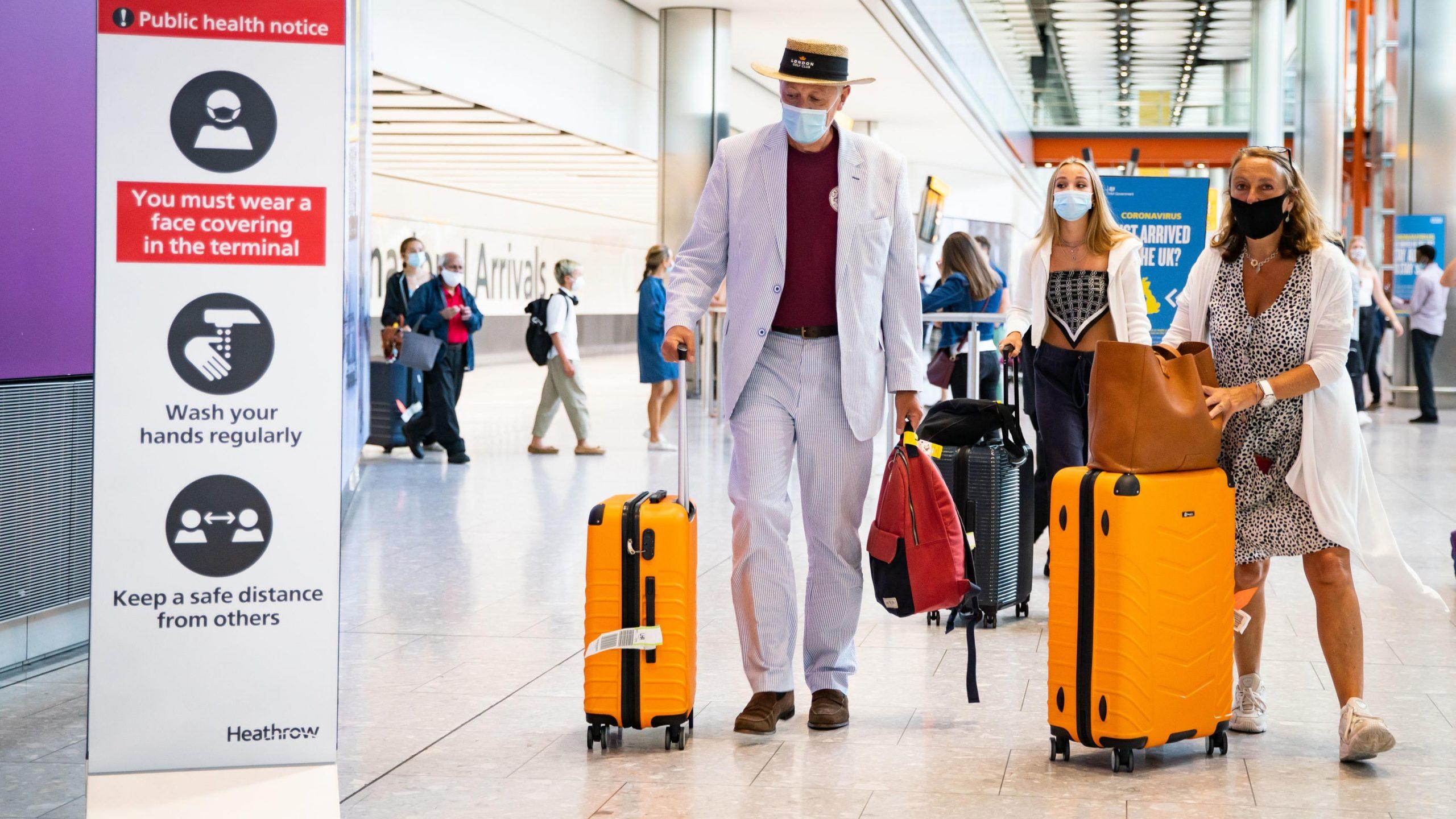 Κορωνοϊός ψηφιακό διαβατήριο υγείας: Για ασφαλή αεροπορικά ταξίδια