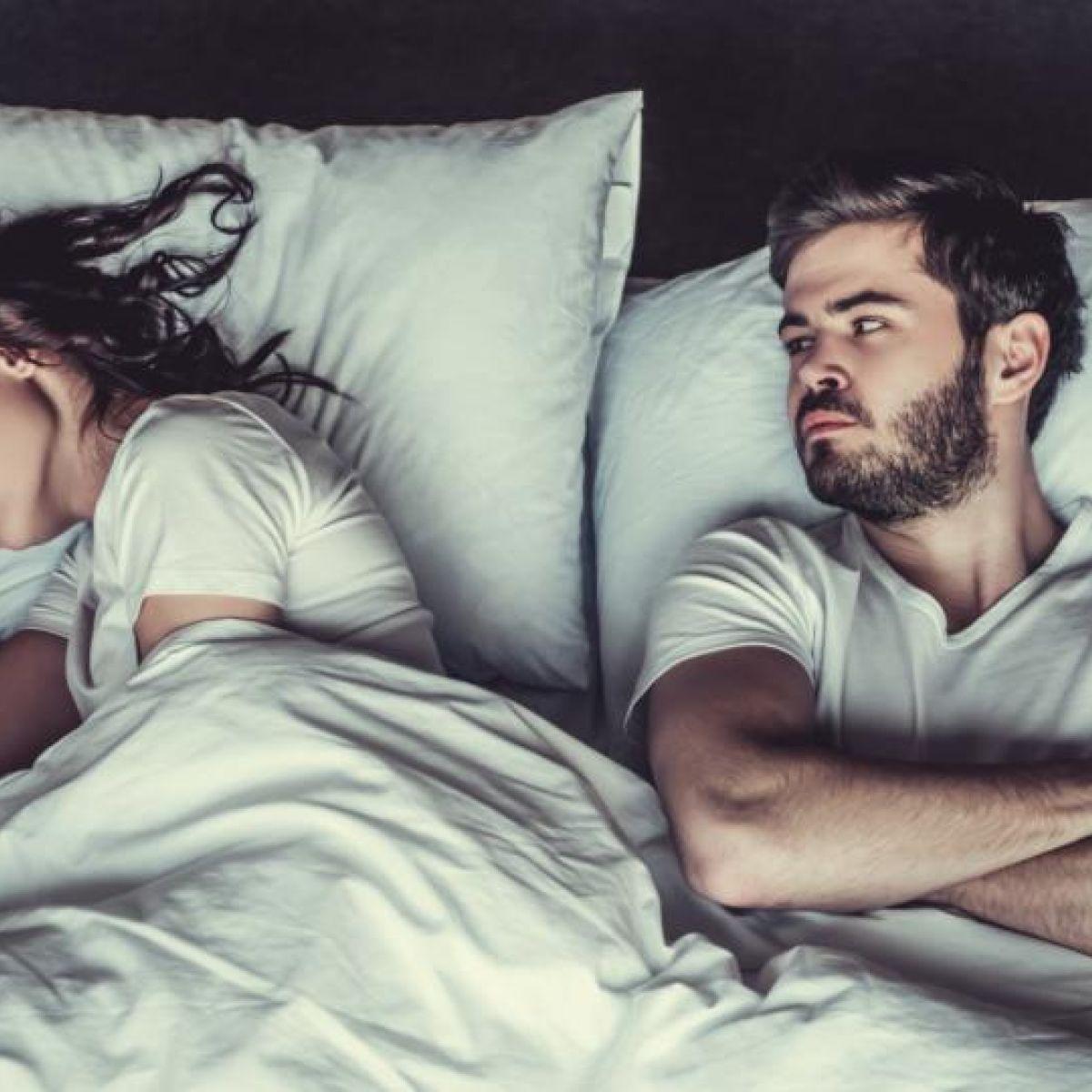 Σεξ έλλειψη επιθυμίας: Γιατί δεν θέλω έχω ερωτικές επαφές