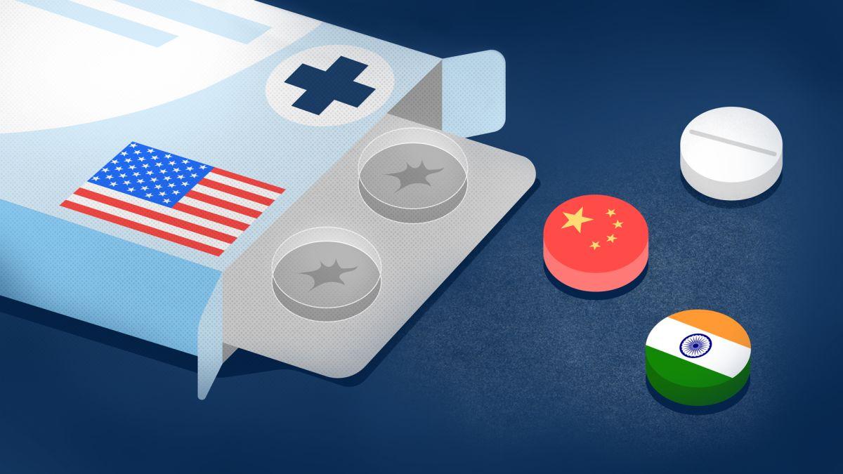 Ινδία φαρμακευτική βιομηχανία: Αντιμετωπίζει μεγάλες προκλήσεις από την Κίνα