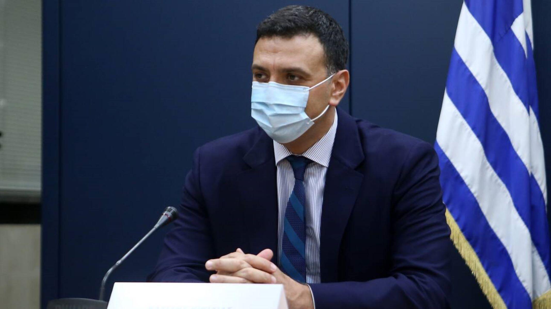 Κικίλιας πανδημία :Το ΕΣΥ αντέχει.Η Ελλάδα δεν θα σωθεί με λόγια, αλλά με πράξεις