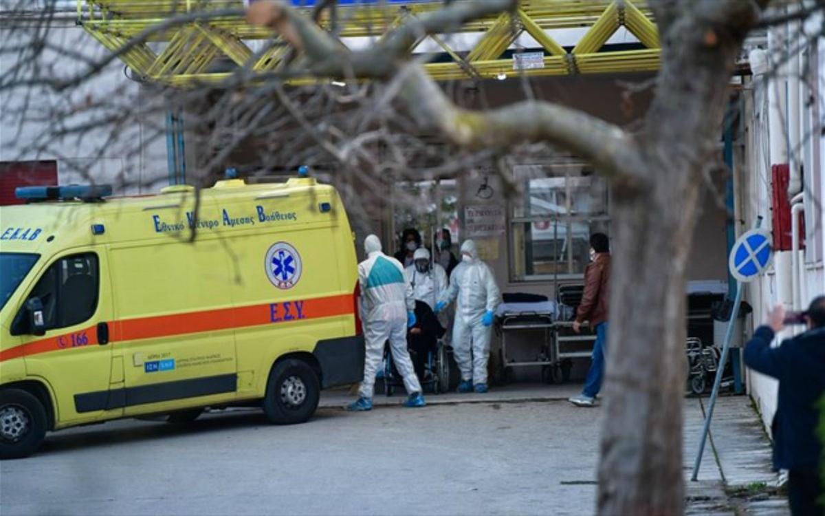 Κρούσματα περιοχές Ελλάδα: Τα 18 μέρη με υψηλό ιικό φορτίο