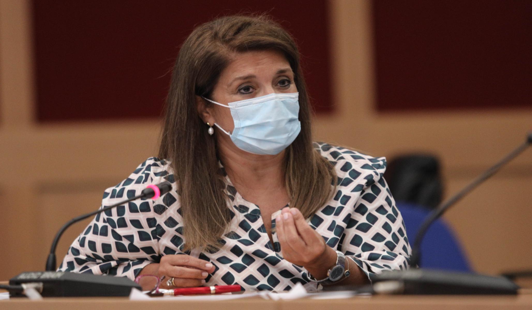 Βάνα Παπαευαγγέλου: Αναμένουμε αύξηση των εισαγωγών σε κλίνες Covid και ΜΕΘ