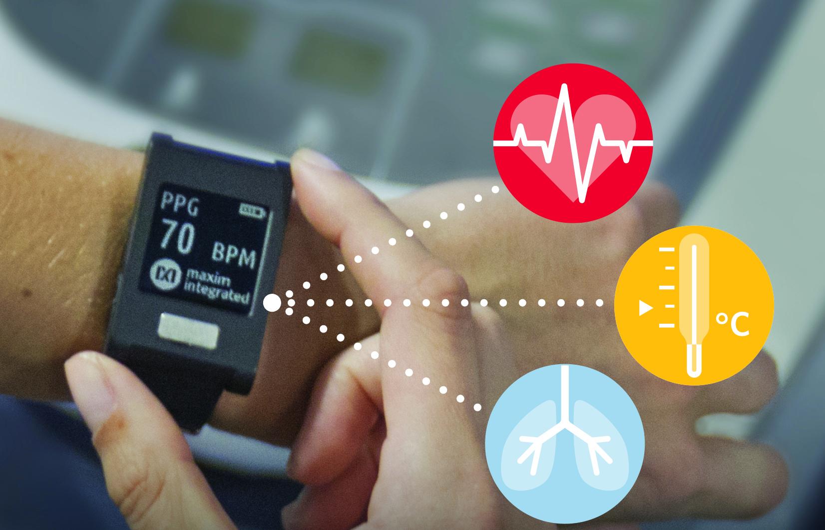Τεχνολογία Smartwatch: Αποδοτική μέτρηση οξυγόνου στο αίμα