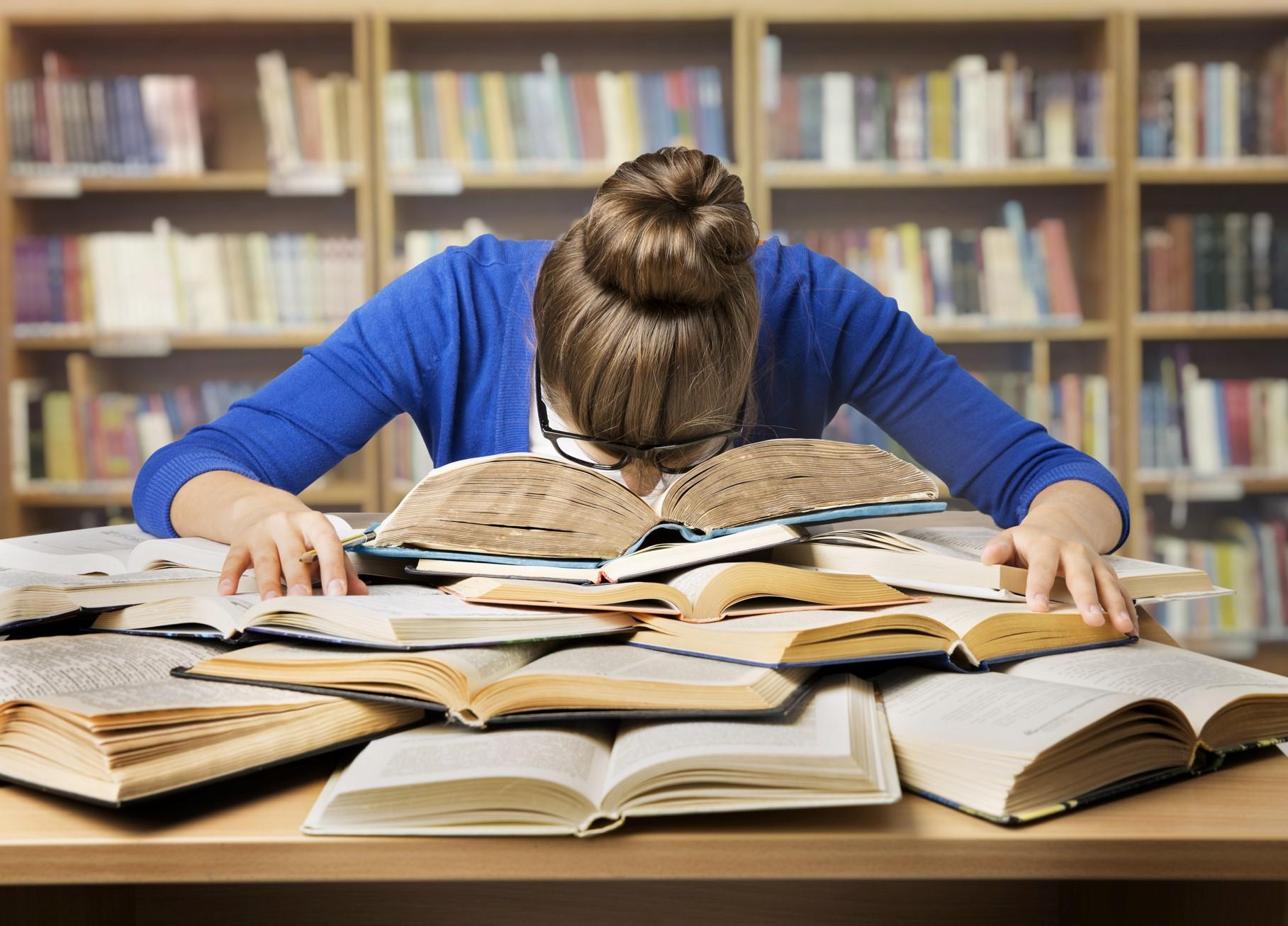 Αυτοφροντίδα : Άγχος μελέτης, φρόντισε να το αποβάλλεις