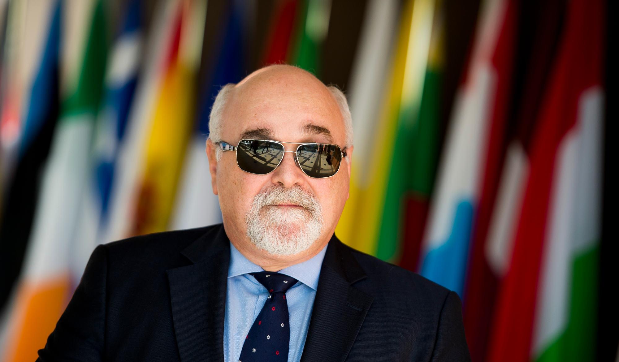 Ε.Σ.Α.μεΑ.:Συναντήσεις σε ευρωπαϊκό επίπεδο για τον Ι. Βαρδακαστάνη για θέματα αναπηρίας [vid]
