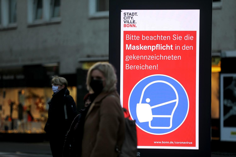 Γερμανία- εμβολιασμός: Ξεκινά μετά τα Χριστούγεννα-Ραγδαία αύξηση κρουσμάτων[pic,vid]