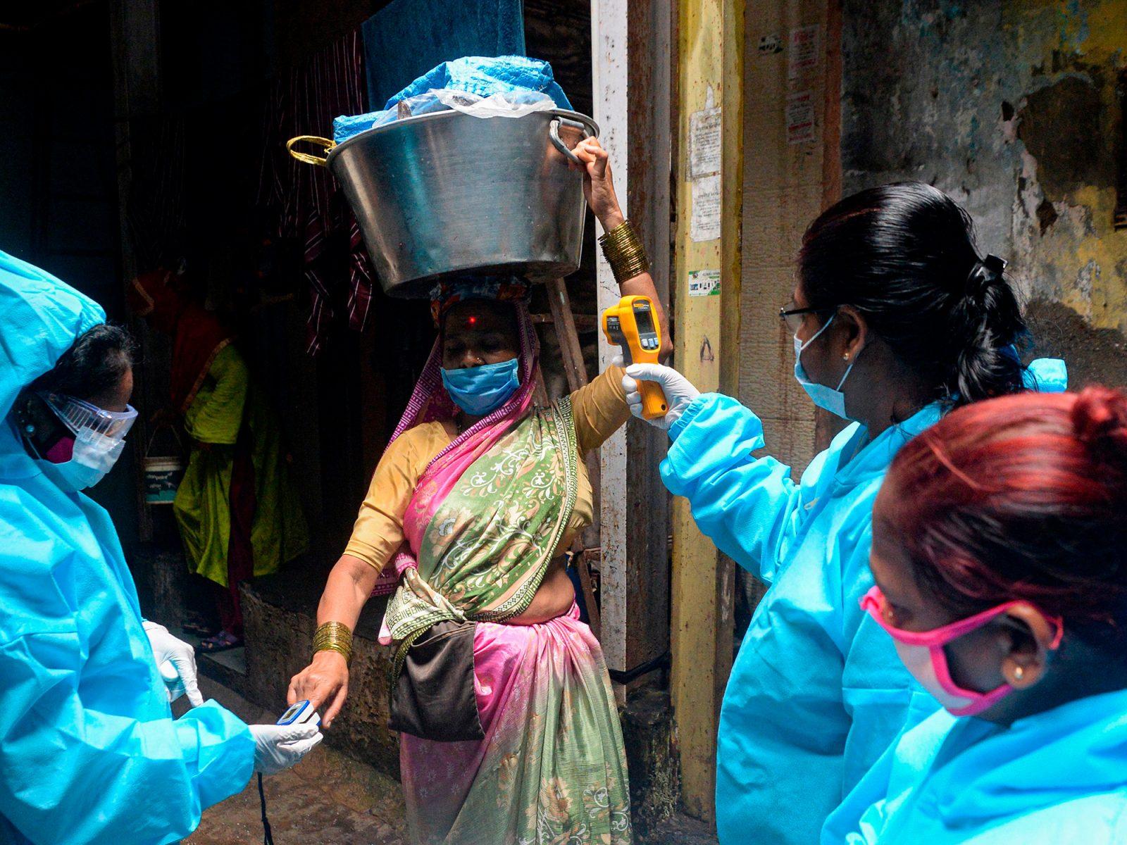 Ινδία- εμβολιασμός: Σε ετοιμότητα για τον εμβολιασμό καθημερινά 1εκ. ανθρώπων