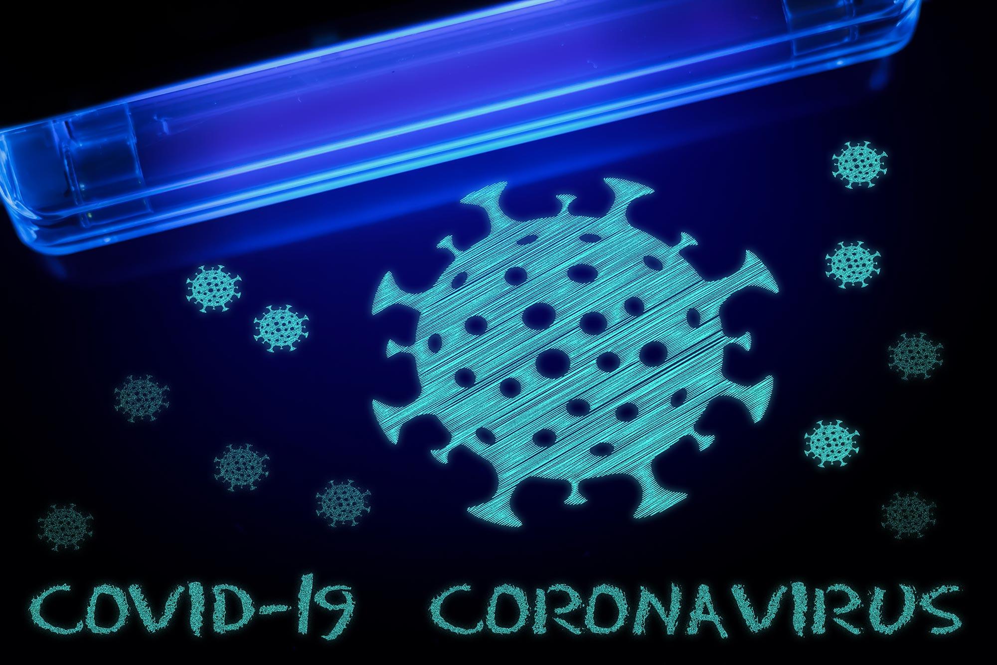 Κορωνοϊός καταπολέμηση: Η δυναμική της υπεριώδους ακτινοβολίας
